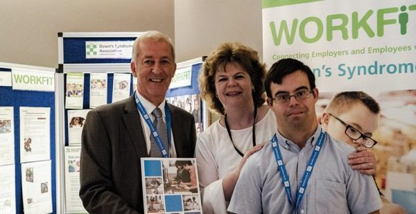 IST and NTDC director with Workfit Charity