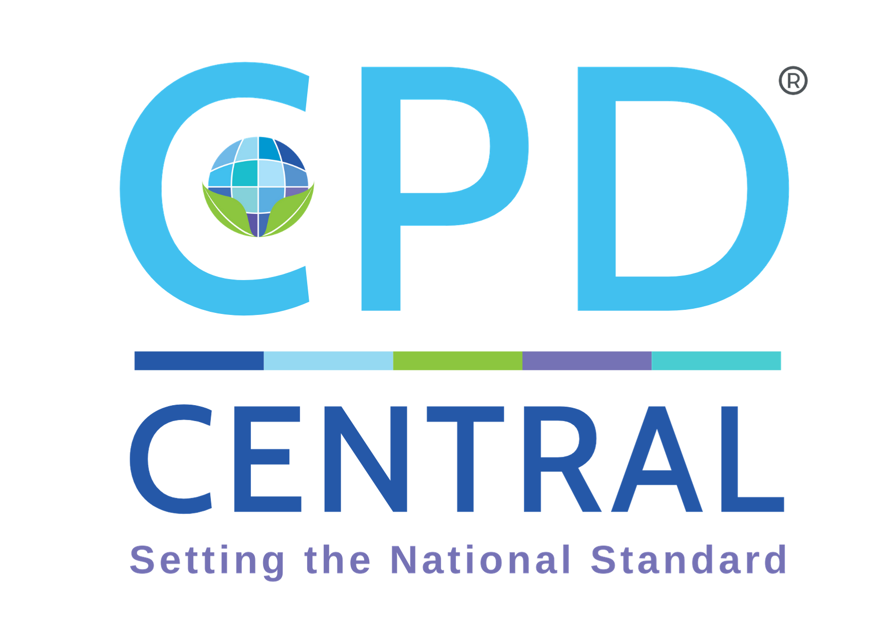 NTDC CPD Central Logo